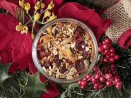 Yummy Glitter-Free 'Reindeer Food' Recipes