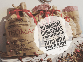 Magical Christmas Traditions To Do with Your Kids