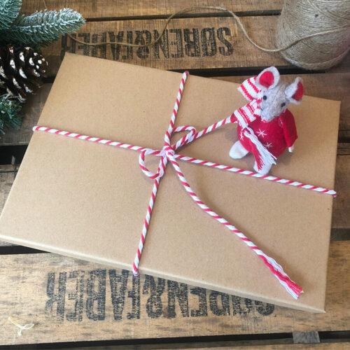 International Elf Service Elfie's Christmas Letters Advent Calendar