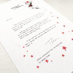 Dummy Fairy Letter Part A - The Baby Dragon (Boy Fairy)