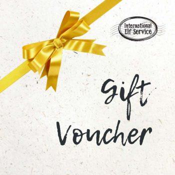 International Elf Service™ Gift Voucher