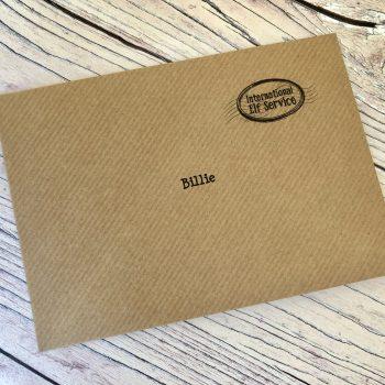 Elfie's Birthday Letter: The Birthday Tea