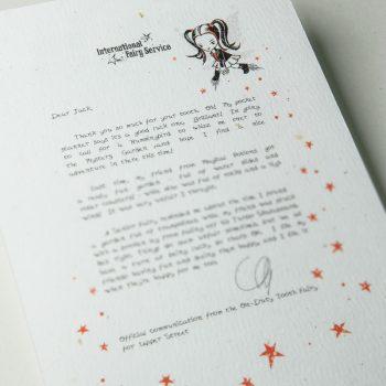 Fairy Letters No. 06 - Fairness