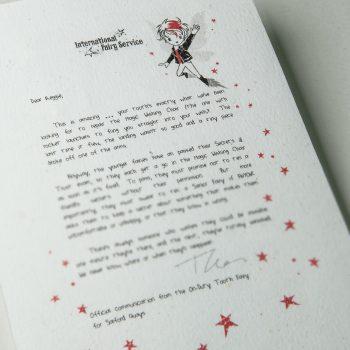 Fairy Letters No. 05 - Secrets & Trust