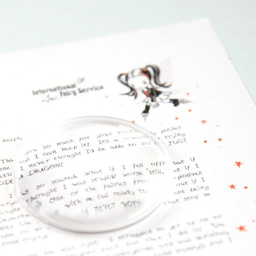 Personalised Fairy Letters with parenting tips on fairness woven through, from the International Elf Service. A perfect addition to that well loved childhood tradition where the fairies leave a personalised fairy letter for your child to discover.