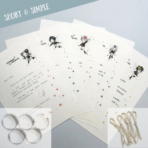Short & Simple Tooth Fairy Bundle