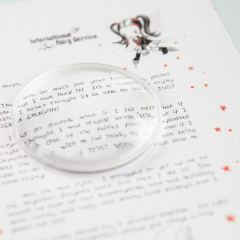 Tooth Fairy Letters No. 10 - Trying New Things