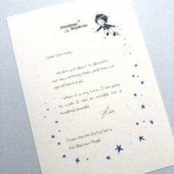 Short & Simple Fairy Letters No. 04
