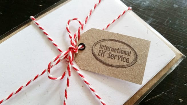 Elfie's Birthday Letter: Clever Inventions
