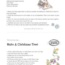"""The International Elf Service delivers personalised Christmas Letter Bundles for the whole class to enjoy. """"Perfect Rainy Day Activities"""". Letters full of magic and Christmas activities."""