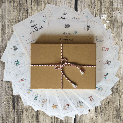 Preserve 20 years of family Christmas memories with our Personalised Christmas Memory Box Tradition. A beautiful eco-friendly Christmas Gift.