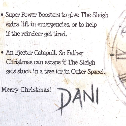 Elf Dani is the great fixer-upper in the North Pole in this International Elf Service Christmas Elf Tradition.