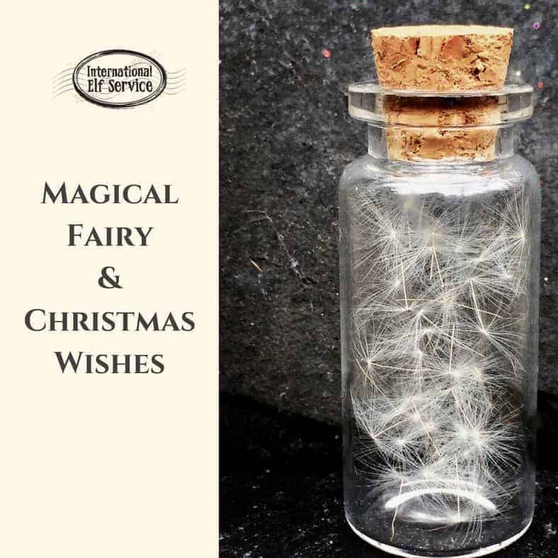 Magical DIY Fairy & Christmas Wishes