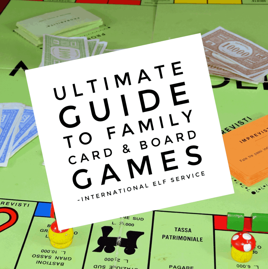 The Ultimate Guide to Family Card Games and Board Games. That special Christmas afternoon family tradition of playing together as a family is such a fun and memorable tradition to have.