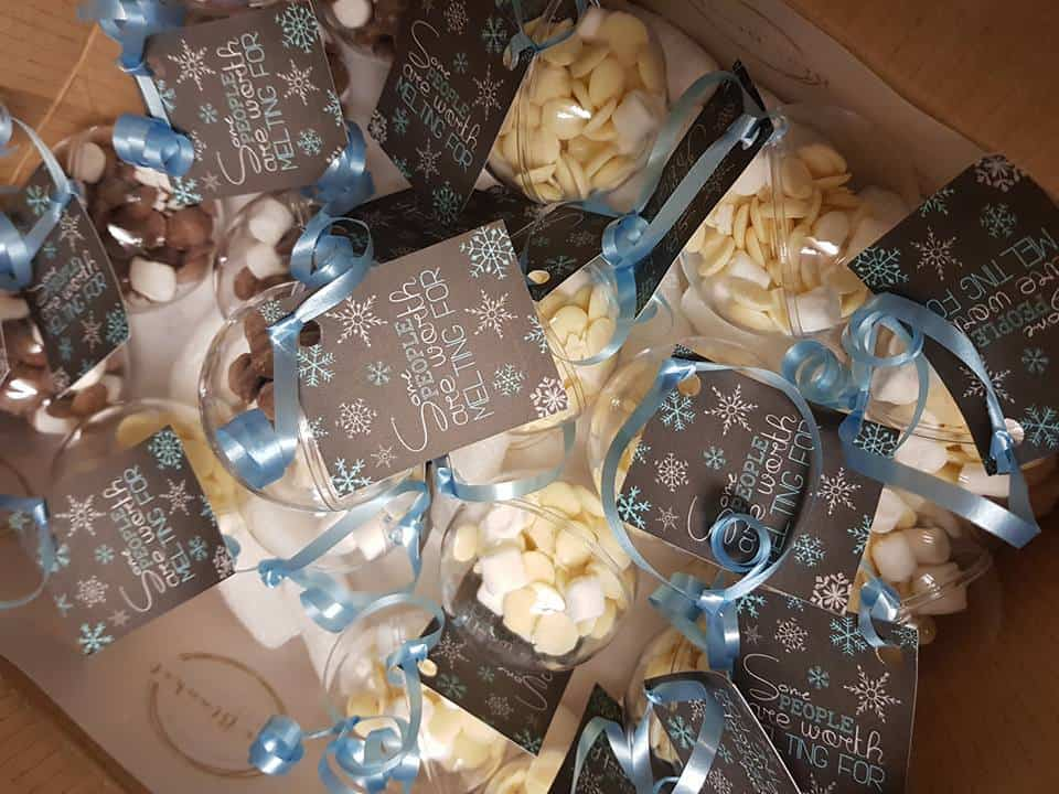 DIY Magical Treats & Surprises. A guest post by Debbie Straughton for the International Elf Service