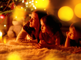 What Children Really Love About Christmas…