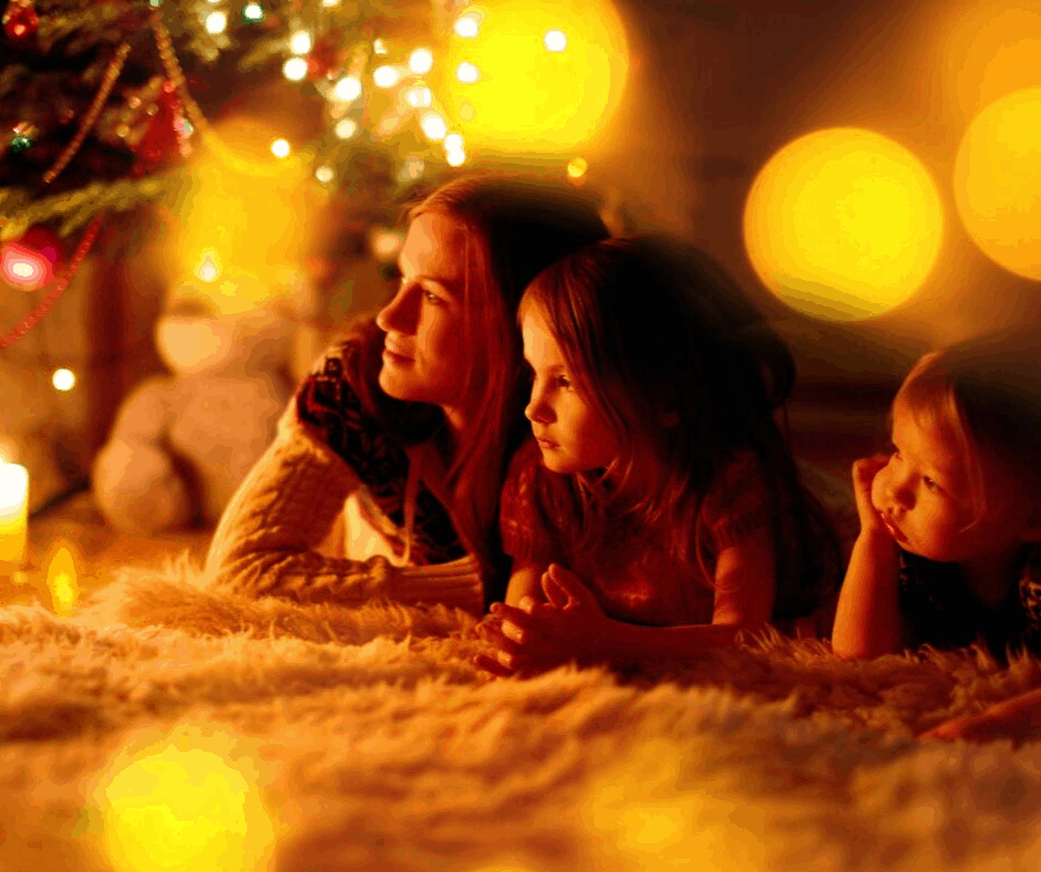 What children really love about Christmas