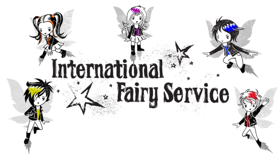 Unique Fairy & Tooth Fairy Letters from the International Fairy Service