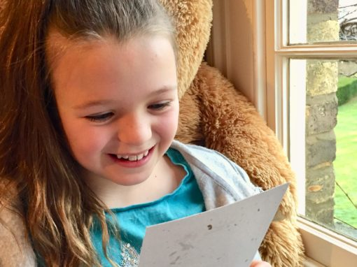 The International Elf Service delivers magical Fairy & Tooth Fairy Letters, designed to support Children's Emotional Health and Development. This Fairy letter is about kindness