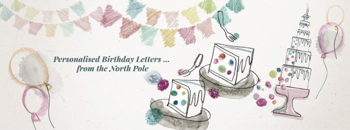 The International Elf Service delivers personalised, handcrafted birthday letters from the North Pole, for your child on their birthday!