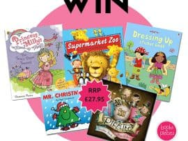 WIN A Fantastic Book Bundle From 'Books & Pieces'!