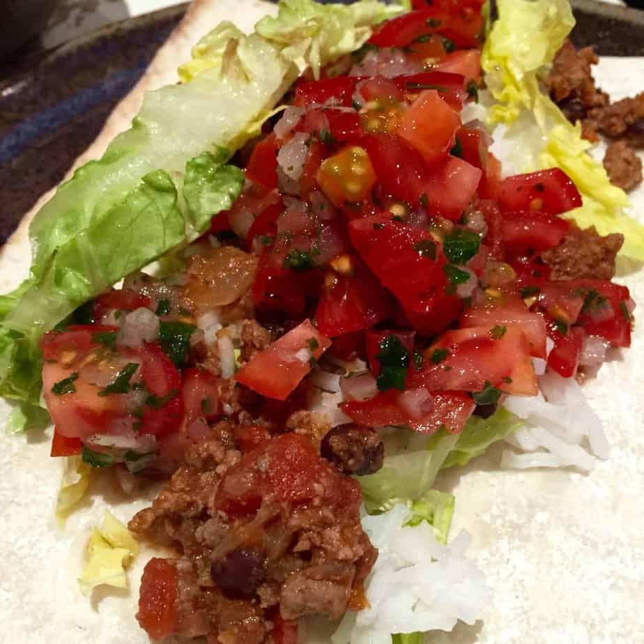 Burritos (Gluten & Dairy Free)