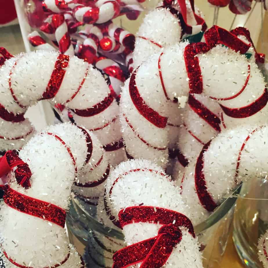 A Visit To The Christmas Shop In Selfridges In London!