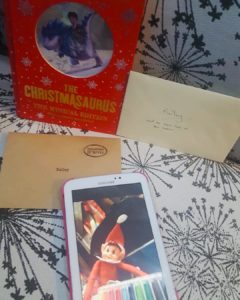 Magical Christmas Elf Letter bundles from the North Pole - news from the International Elf Service