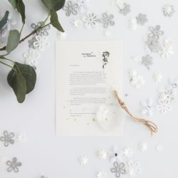 Comparing Yourself to Others: personalised FAIRY Letter No. 13 magical letters on exquisite 100% recycled paper from the International Elf Service