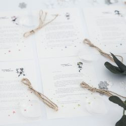 Personalised FAIRY Letter Bundle No. 04 - magical letters on exquisite 100% recycled paper from the International Elf Service