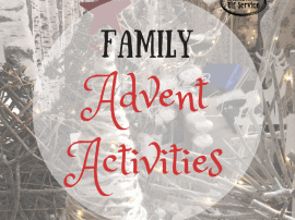 Family Advent Activities