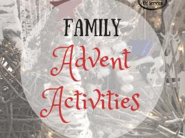 Family Advent Activities