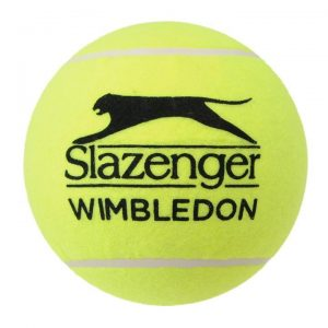 A giant tennis ball makes a fantastic Christmas present! Read the guide on Christmas Stocking Filler and Christmas present ideas by the International Elf Service