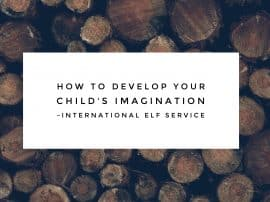 Developing Your Child's Imagination …