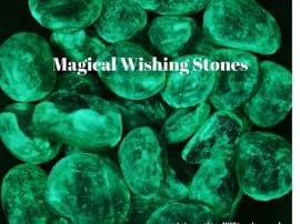 DIY Magical Wishing Stones!