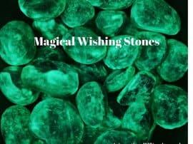 DIY Magical Wishing Stones!