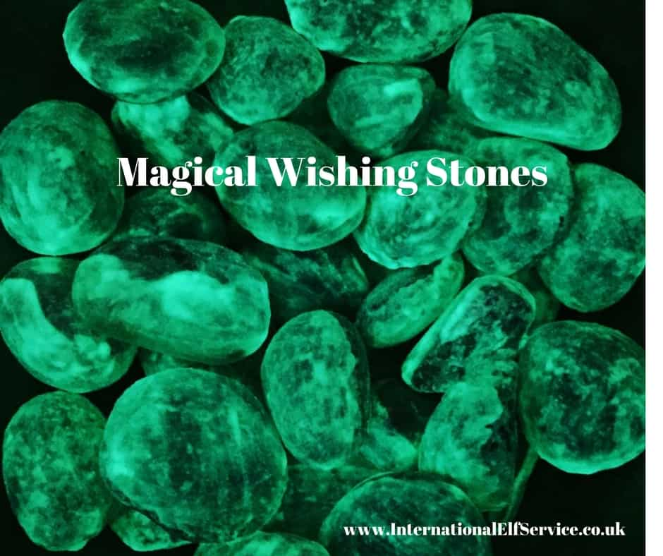 How to make Magical Wishing Stones your kids will adore! So simple to make. What would your kids do with theirs? Maybe they'll discover some in their Christmas Stockings this year ...