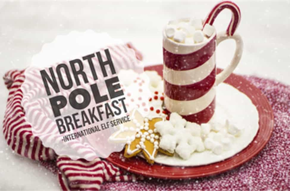 North Pole Breakfast ideas - International Elf Service ™