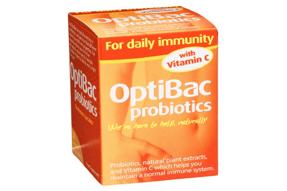 Probiotics - Optibac Daily Immunity