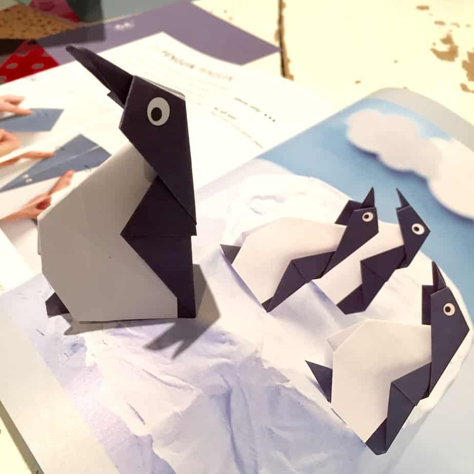 Two Brilliant Paper Folding Origami Books For Kids!