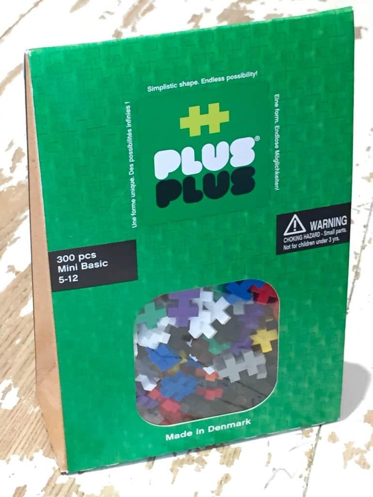 Plus-Plus Mini Construction Set Review by the International Elf Service
