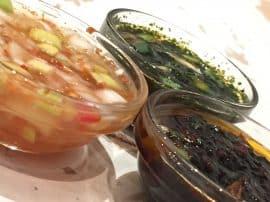 3 Stunning Asian Dipping Sauces!
