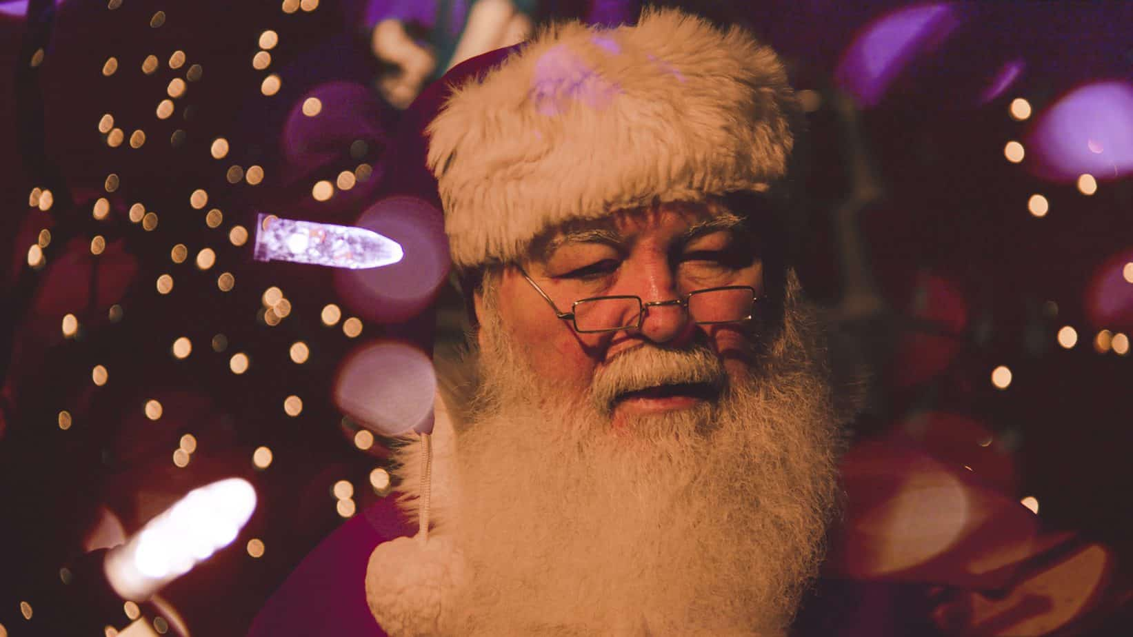 The Day I dressed As Santa - By Carol