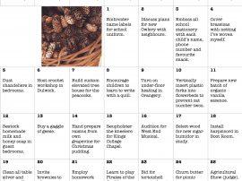 Emily's September Calendar