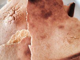 Socca – A Naturally Gluten Free Flatbread