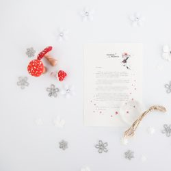Trying Your Best: a personalised, magical Tooth Fairy letter from the International Elf Service. Designed to help support your child's emotional health and development. Perfect for girls and boys. On 100% Recycled Paper.