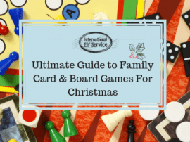 Ultimate Guide To Family Card & Board Games For Christmas