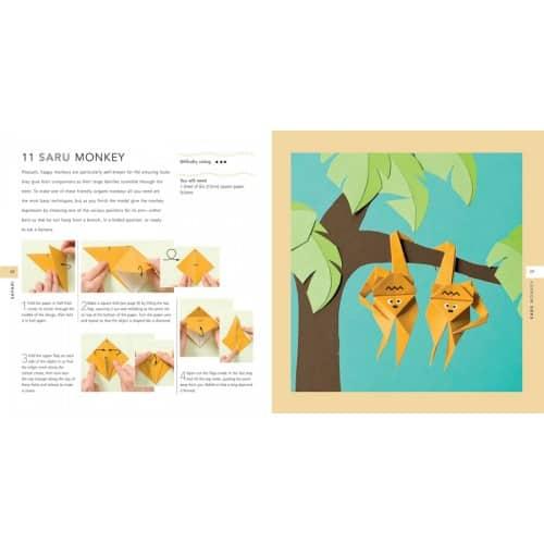 Wild & Wonderful Origami - Brilliant Origami Book For Kids