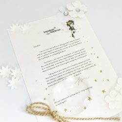Brilliantly different personalised letters from the International Elf Service