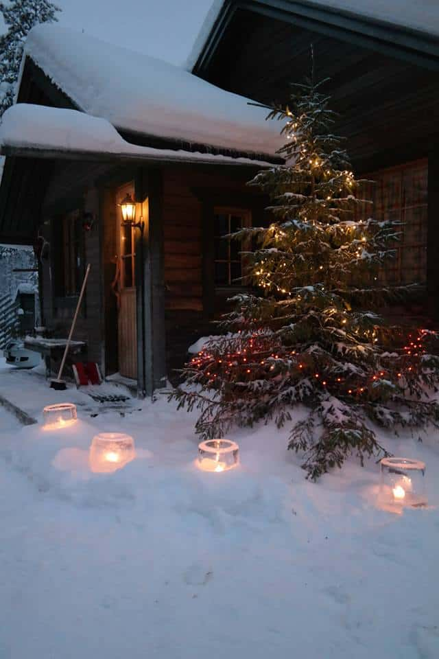 Our Visit To Finnish Lapland! Guest Post by Debbie Straughton for the International Elf Service